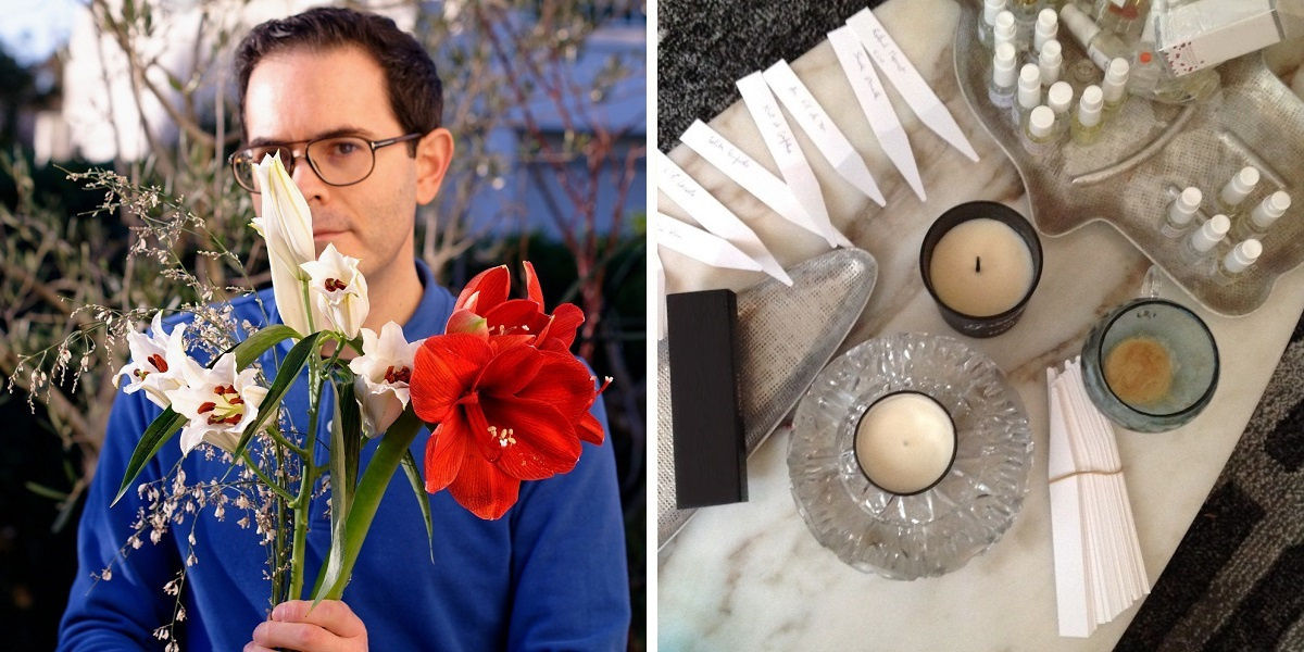 Nicolas Olczyk • Parfums Tendances & Inspirations